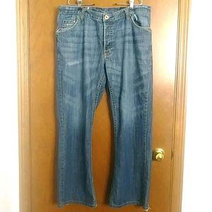 Men's Denim Jeans Urban Behaviour